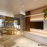 Residencial Royal living
