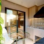 Residencial Royal varanda gourmet churrasqueira