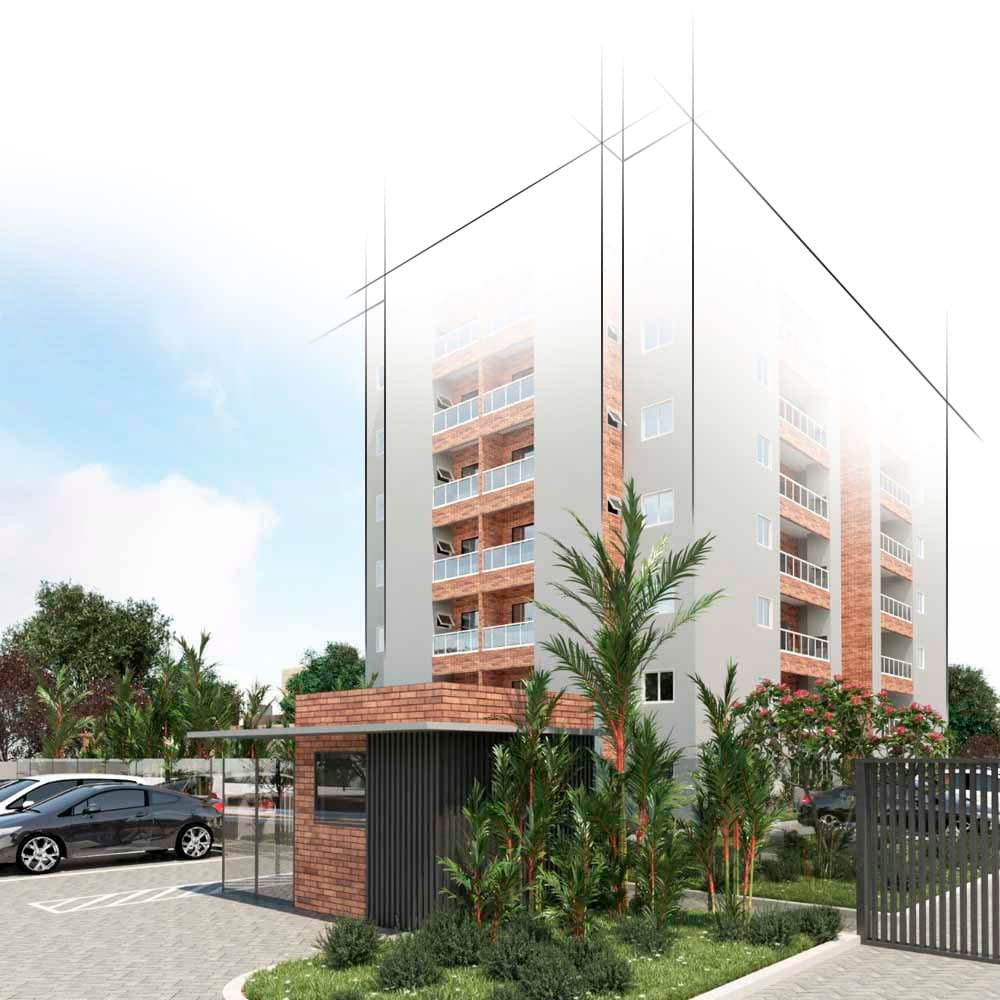 Residencial Saint Denis Ribeirao Pires Fachada Perspectiva