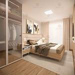 Residencial Saint Denis Ribeirao Pires dormitorio suite