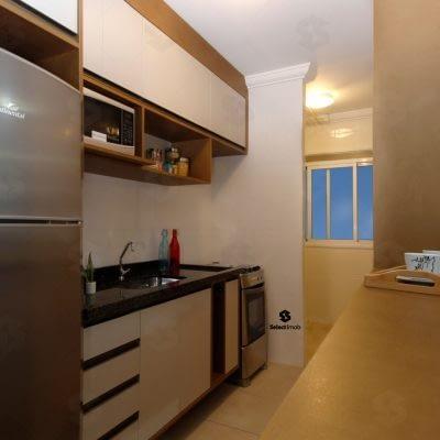 condominio das seringueiras cozinha decorado 2
