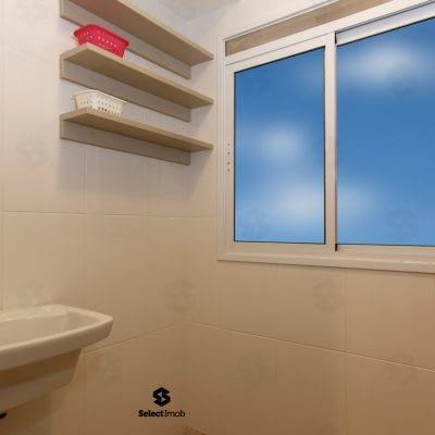 condominio das seringueiras lavanderia decorado