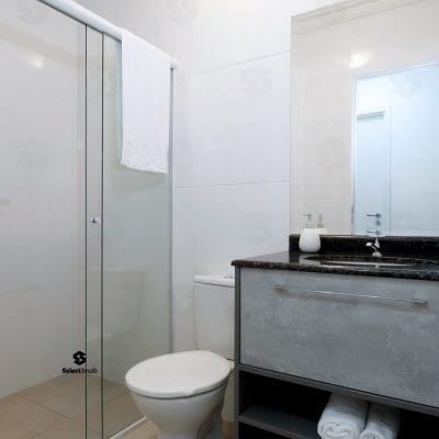 condominio das seringueiras banheiro decorado 1