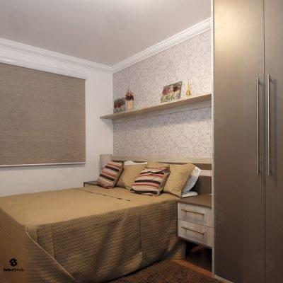 condominio das seringueiras dorm decorado