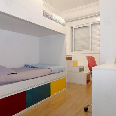condominio das seringueiras quarto decorado