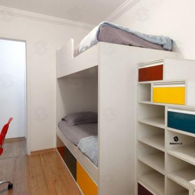 condominio das seringueiras quarto decorado 1